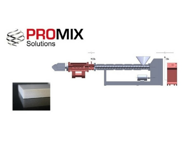 Extruding with Promix Solutions