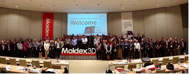 Relatori al Moldex 3d Technology Conference 2017