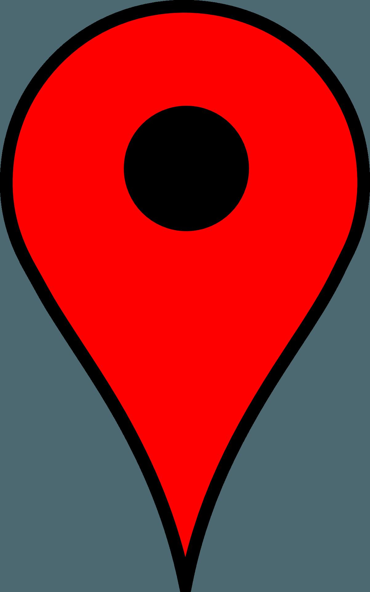 segnaposto mappa