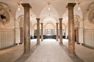 Castello del Valentino-Sala delle Colonne